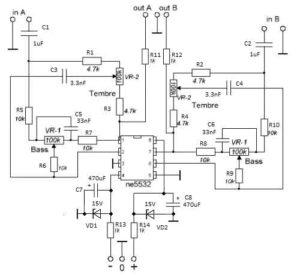 Усилитель радиотехника у 101-7