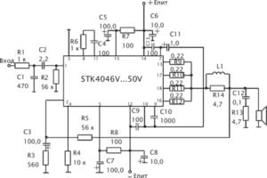 Усилитель звука 200 ватт-3