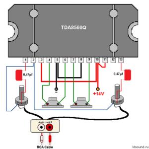 Усилитель звука для компьютера-2