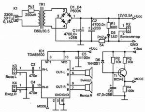 Усилитель звука для компьютера-3