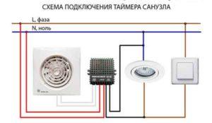 Вентилятор вытяжной для ванной-3