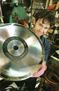 Производство виниловых пластинок-11