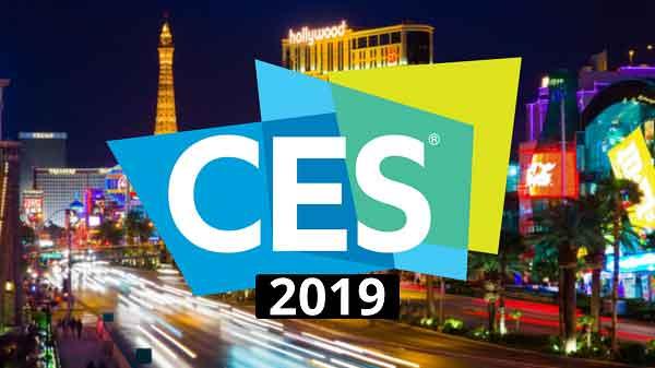 Выставка CES-2019-1