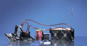 Водяное охлаждение для процессора-1