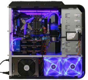 Водяное охлаждение для процессора-5