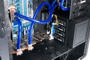 Водяное охлаждение для процессора-7