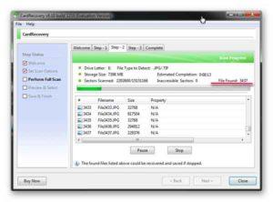 Восстановление данных на флешке-8