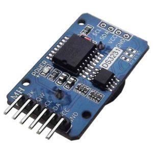 DS3231 arduino подключение-2