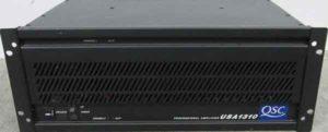 Схема усилителя мощности QSC USA1310