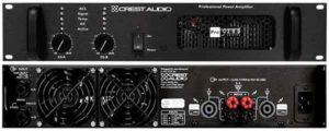 Двухканальный усилитель Crest Audio Pro9200-1