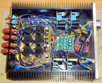 4 канальный усилитель звука-01