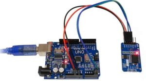 DS3231 arduino подключение-8