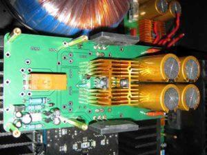 Усилитель мощности JLH-4