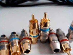 Межблочный кабель rca rca-12
