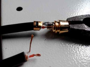 Межблочный кабель rca rca-20