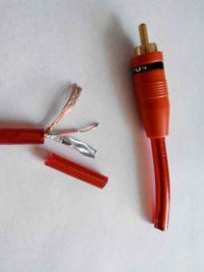 Межблочный кабель rca rca-7