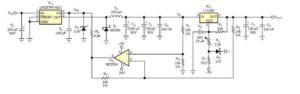Cхема линейного стабилизатора напряжения-3