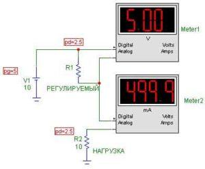 Схемы УМЗЧ на транзисторах-11