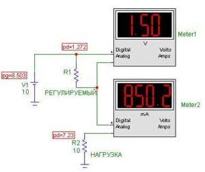 Схемы УМЗЧ на транзисторах-13