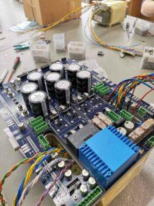 Сборка усилителя Vitus Audio SIA-030-2