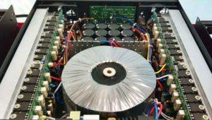 Схема двухканального усилителя 1000 Вт-1