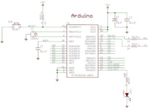 Аrduino nano распиновка-3