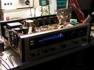Ремонт усилителя звука своими силами-1