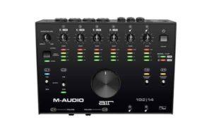 Аудио интерфейсы-1