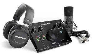 Аудио интерфейсы-2