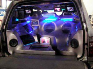 Аудио тюнинг автомобиля-7
