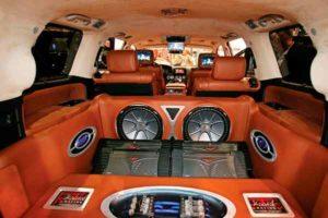 Аудио тюнинг автомобиля-8