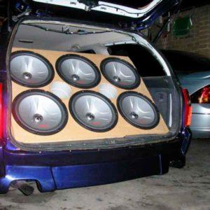 Аудио тюнинг автомобиля-9