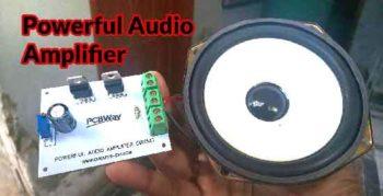 Аудио усилитель-1