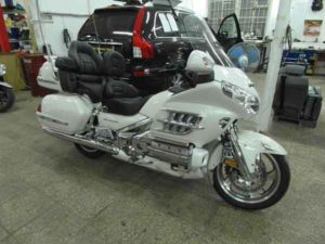 Аудиосистема для мотоцикла-1