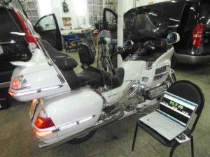 Аудиосистема для мотоцикла-2