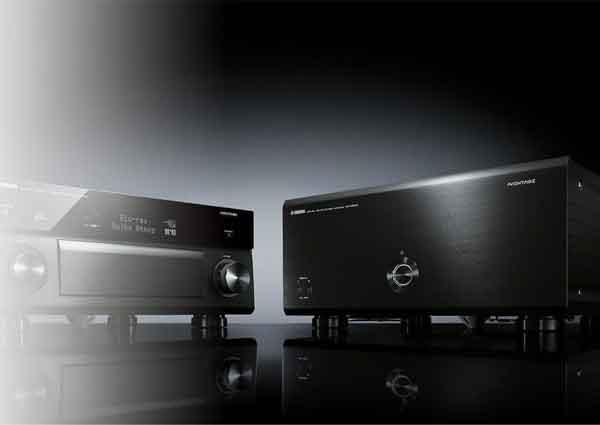 Аудиосистема Yamaha