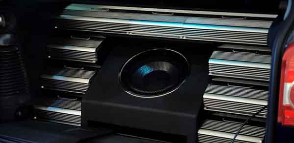 Автомобильный акустика