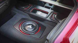 Автомобильный акустика-2