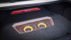 Автомобильный акустика-4