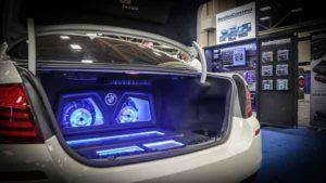 Автомобильный акустика-5