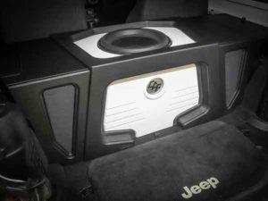 Автомобильный акустика-6
