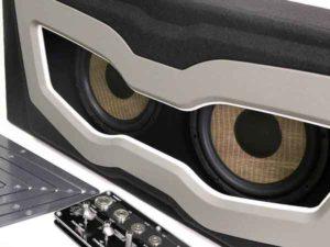 Автомобильный акустика-7