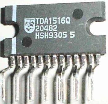 Микросхема TDA1516Q