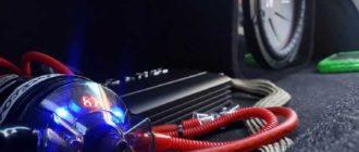 Автоусилитель-01