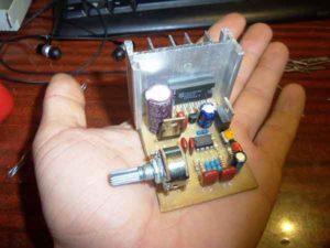 Автоусилитель пространственного звучания-2