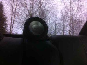 Автоусилитель пространственного звучания-7