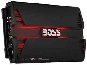 Усилитель автомобильный BOSS Audio PD5000-1