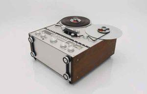 Современный катушечный магнитофон Ballfinger-4