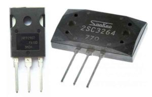 Биполярные и полевые транзисторы-1