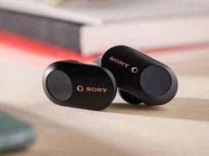Bluetooth наушники Sony-1